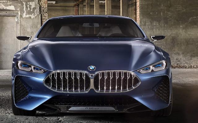 novo BMW Série 8 2018
