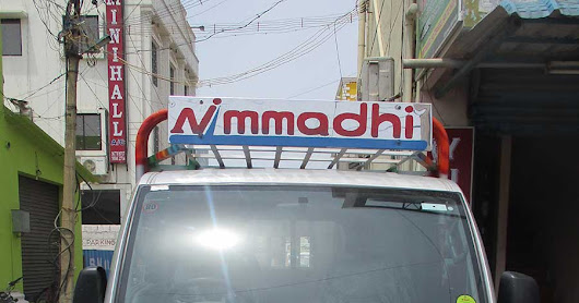 Launching -- Nimmadhi Transport Services