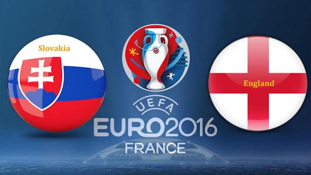LIVE SCORE EURO: Hasil Inggris vs Slovakia Prediksi Skor dan Jadwal Piala Eropa 2016 di RCTI