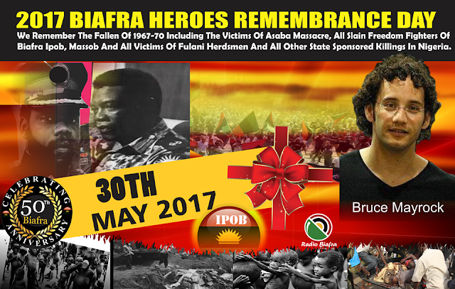 Image result for fallen heroes of the Biafra War