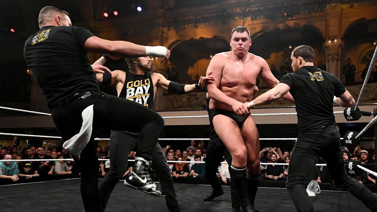 Undisputed Era ou Imperium? Quem vencerá no WWE Worlds Collide?