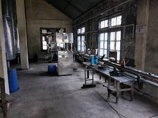 Hnahlan Grape Wine Factory Zawlaidi