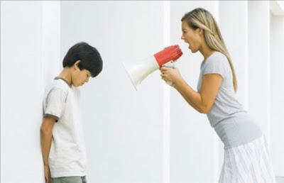 Ibu Memarahi Anaknya Pake Toa - Blog Mas Hendra