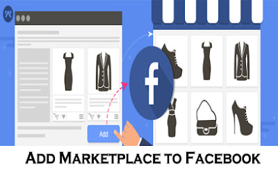 How To Add Marketplace to Facebook | Access Facebook Marketplace