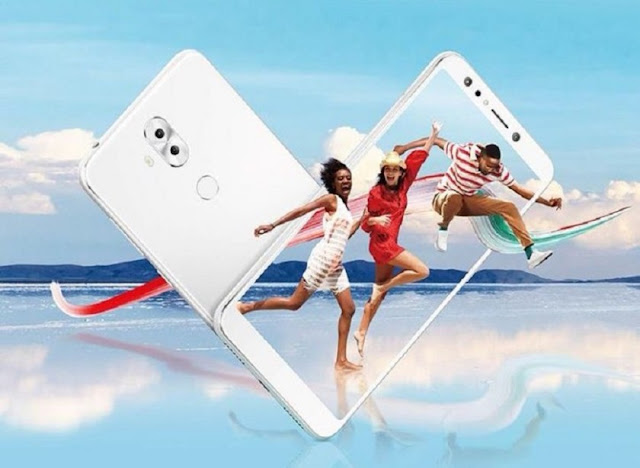 Photo leakage of Asus Zenfone 5 Lite, it will be 4 cameras!
