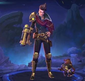 5 Hero  terbaru di mobile ledend 2018