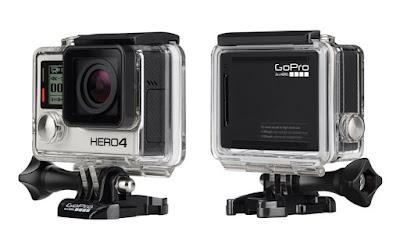 Spesifikasi Kamera GoPro Hero 4 - GudangDrone