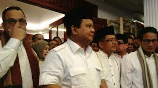 Anies Punya Kesempatan Dampingi Prabowo di Pilpres 2019