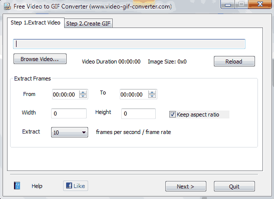 How to Convert a Video into GIF Animation - SpicyTweaks