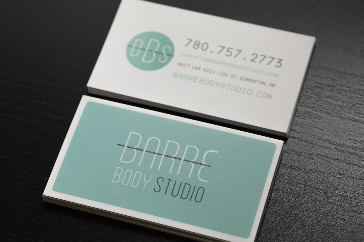 Fitness Business Cards - Business Card Tips