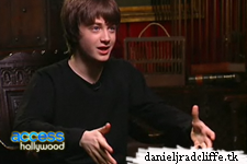 Archive video: Daniel Radcliffe's first Harry Potter interview (2001)