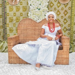 Checkout Beautiful Photos from Laura Ikeji's traditional marriage