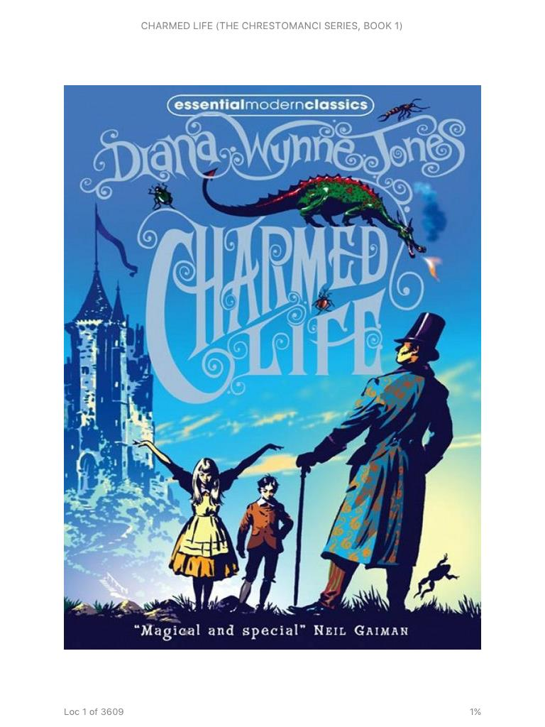 Charmed Life - Diane Whynne Jones