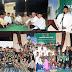 Silaturahmi Ansor Banser Tangkal Paham Radikalisme