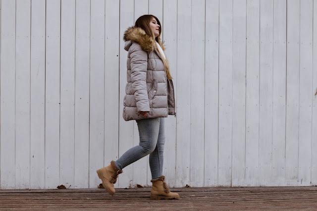 Zimowa Kurtka