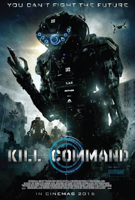 Kill Command [2017] [NTSC] [DVD] [R2] [Spanish]