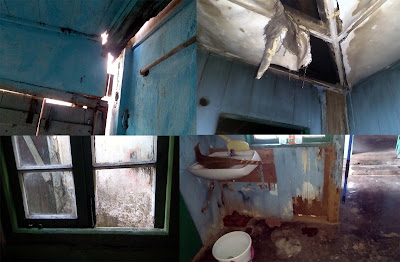 Bad condition of Mungpoo Cinchona Hospital