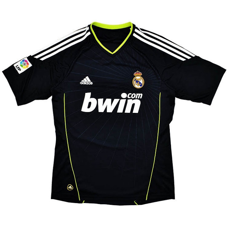 Which Is Your Favorite? Here All Real Madrid Away & Third ...