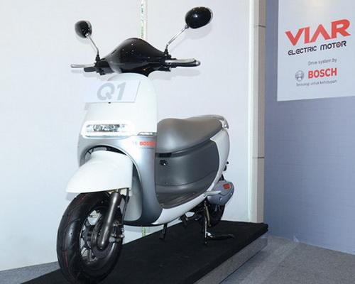 Tinuku.com Details of electric motorcycle Viar Q1