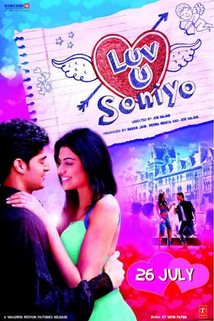 Luv U Soniyo (2012) ταινιες online seires xrysoi greek subs