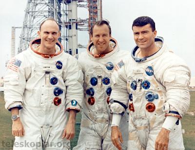 apollo 13 astronotları