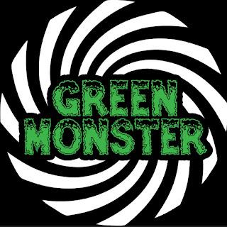 Green Monster - Green Monster EP