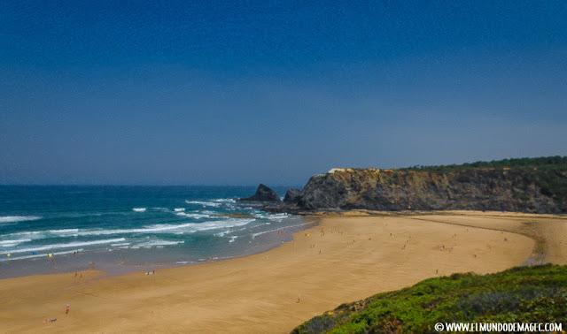 playas-del-alentejo. Playa de Odeceixe
