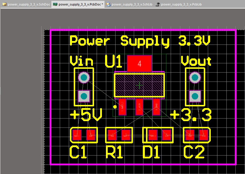 Embedded System Engineering: Altium Designer Tutorial 4
