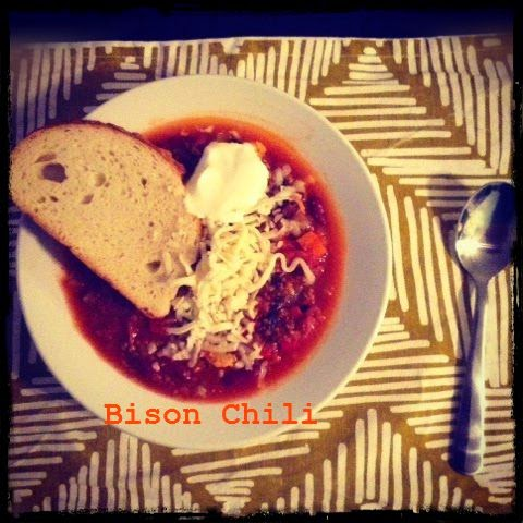 Calories In Whole Foods Bison Chili