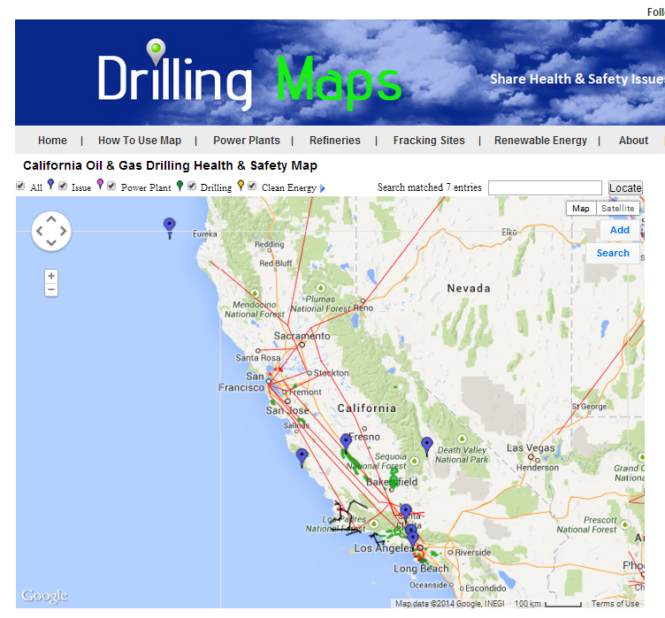California earthquakes from fracking?