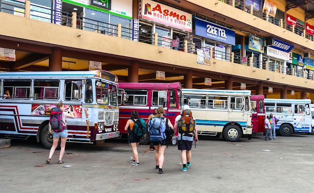 Kurunegala Bus Stand