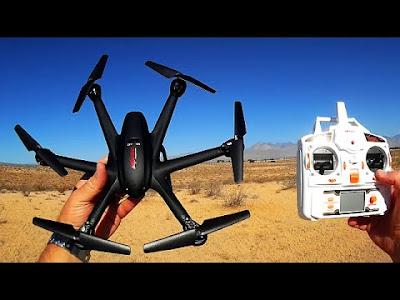 Spesifikasi Drone MJX X600C - GudangDrone