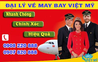 Đại lý vé máy bay đi Hải Phòng Quận 1