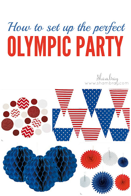 Oriental Trading Company, red, white, blue, stars, stripes, Team USA