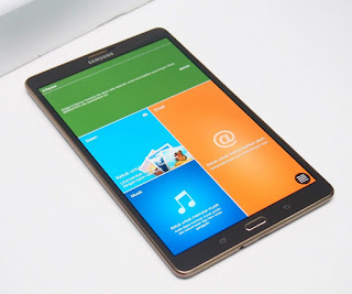 Jual Samsung Tab-S ( sm t705 )