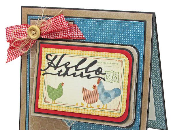 Friendship Gift Card Holder