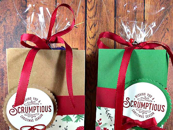 Holiday Catalog Launch Party Bags!