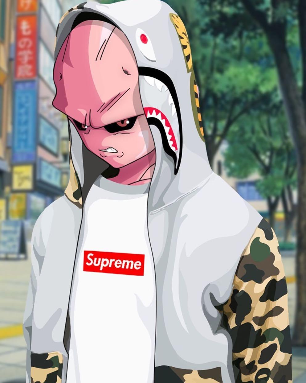 Hypebeast Supreme Bape Gucci Wallpaper