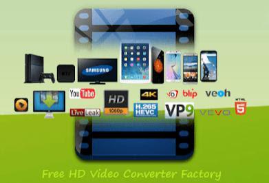 تحميل, احدث, اصدار, لبرنامج, Free ,HD ,Video ,Converter ,Factory