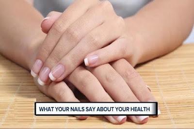 नाखून बताते हैं आपकी सेहत का हाल