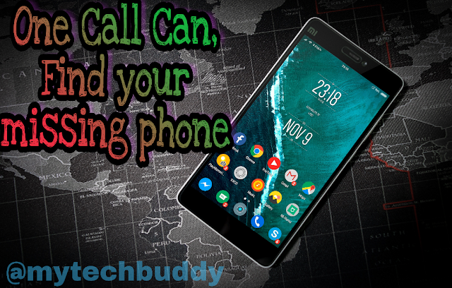 Find your Missing Phone Only One Call , New Government Facility