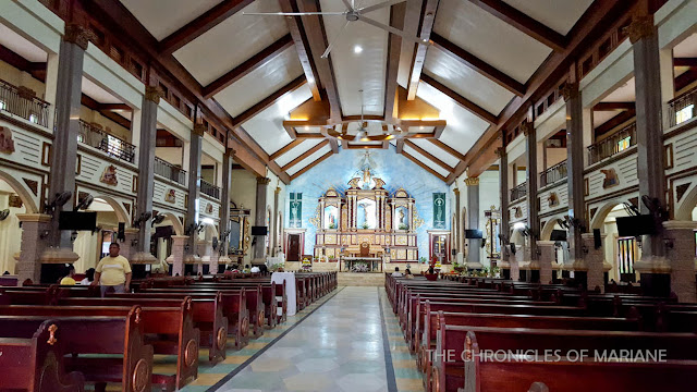 masbate church