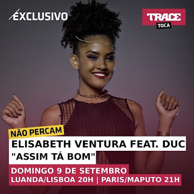 Elizabeth Ventura ft. Duc - Assim Tá Bom (Afro Pop) (Prod. Niiko)