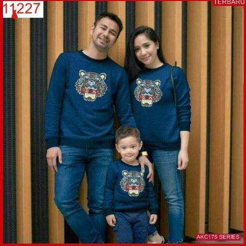 AKC175S49 Sweater Couple Vivi Anak 175S49 Keluarga BMGShop