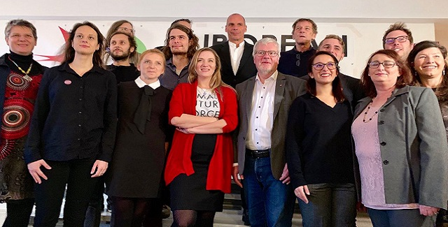 Ο Γιάνης Βαρουφάκης υποψήφιος για τις Eυρωεκλογές στη Γερμανία