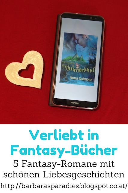 Verliebt in Fantasy-Bücher: 5 Fantasy-Romane mit schönen Liebesgeschichten - Eine zauberhafte Reise - Dilogie von Anna Katmore