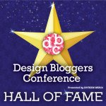 Design Blogger Conference Hall of Fame