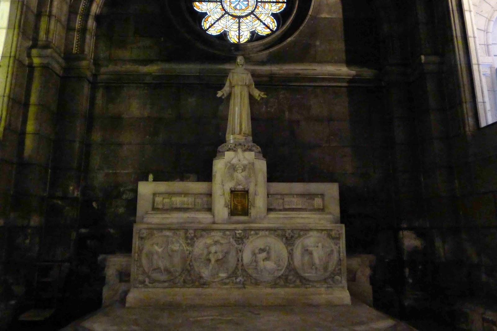 Sacre Coeur Crypt