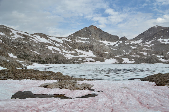 Helen Lake and Mount Fiske