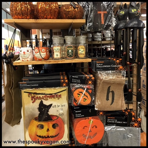 Cost Plus World Market: The Spooky Vegan: Halloween 2016 At Cost Plus World Market